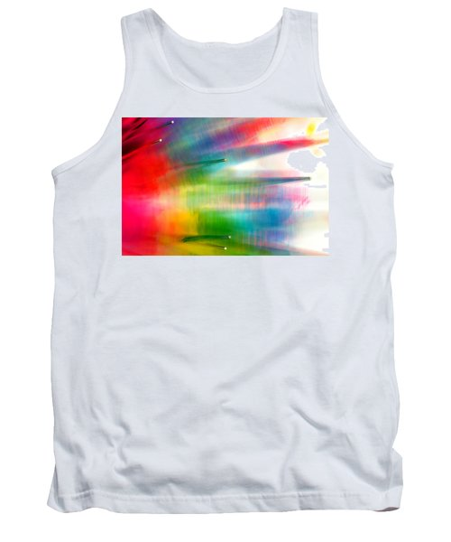 Age Of Aquarius Tank Top by Dazzle Zazz