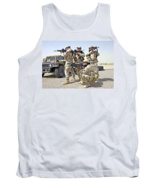 Tank Top featuring the photograph Air Force Squadron by Science Source