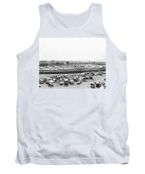 Airstream Trailer Convention Tank Top