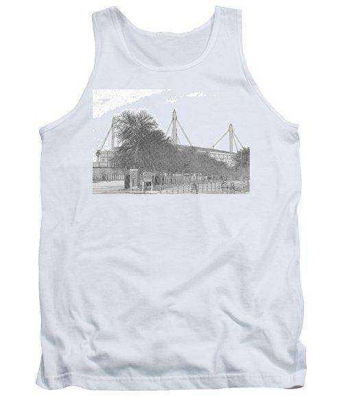 Alamo Dome Tank Top