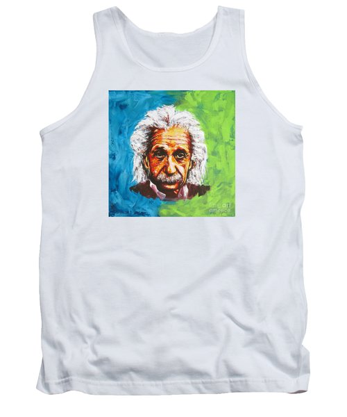 Albert Tribute Tank Top