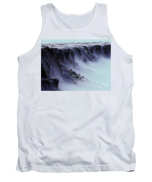 Alien Landscape The Aftermath Part 2 Tank Top by Blair Stuart