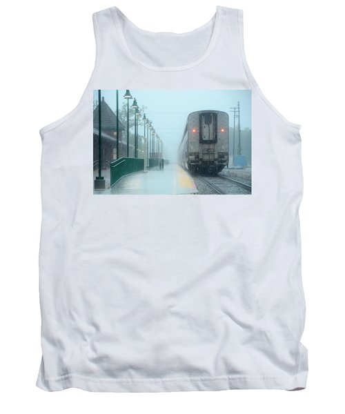 All Aboard Tank Top by Charlotte Schafer