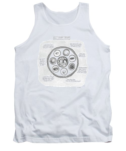 All-candy Seder Tank Top