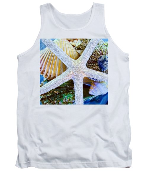 All The Colors Of The Sea Tank Top