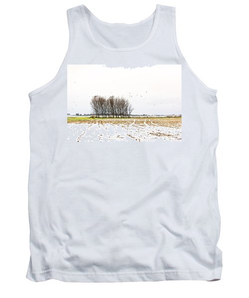Almost Winter Tank Top