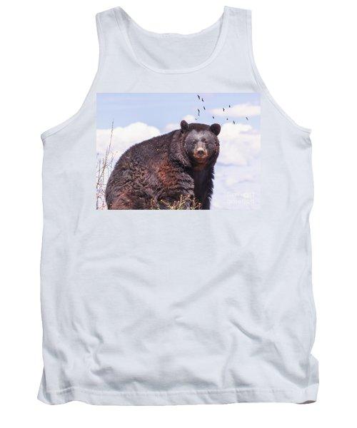 American Black Bear Tank Top