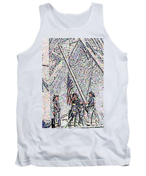 American Spirit Tank Top by Alys Caviness-Gober