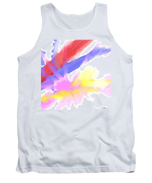 American Sunrise Tank Top