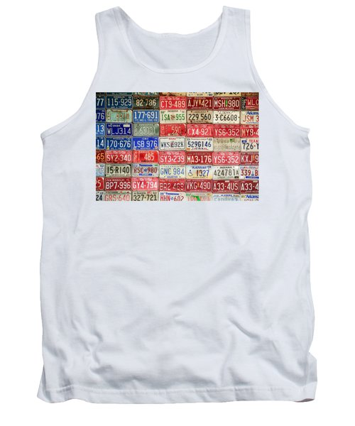 American Transportation Tank Top
