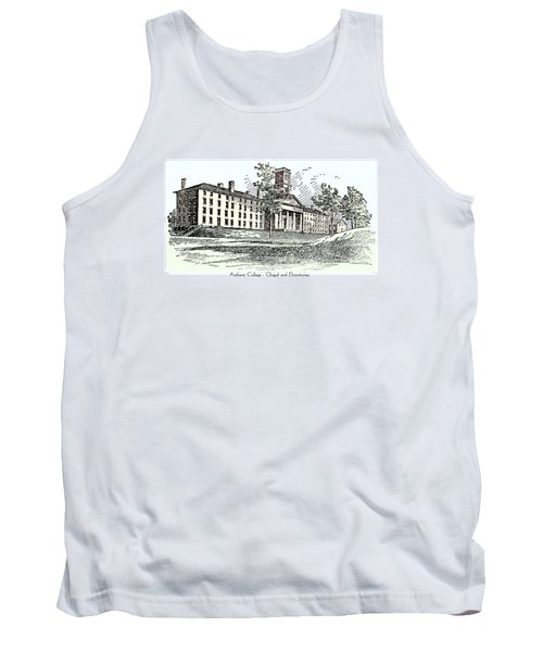Amherst College - Chapel And Dormitories Tank Top