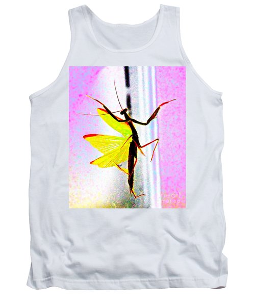 And Now Our Featured Dancer Tank Top by Xn Tyler