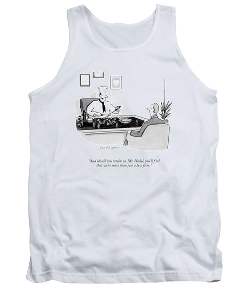 And Should You Retain Tank Top