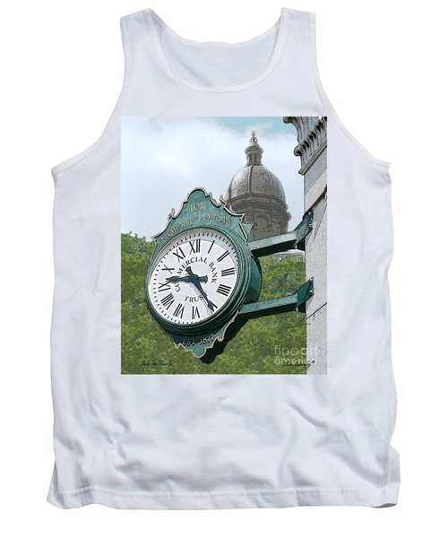 And The Time Is Tank Top