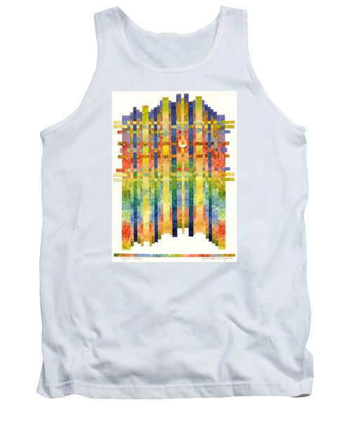 Angelic Visions Tank Top