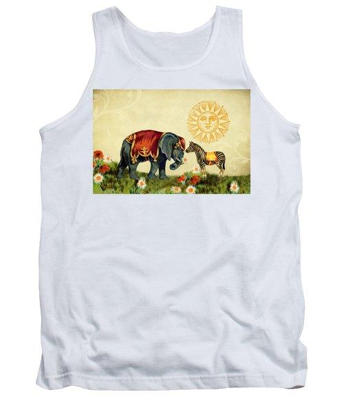 Animal Love Tank Top