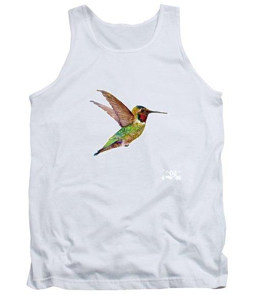 Anna Hummingbird Tank Top