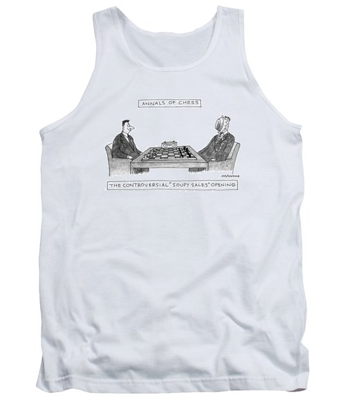 Annals Of Chess Tank Top