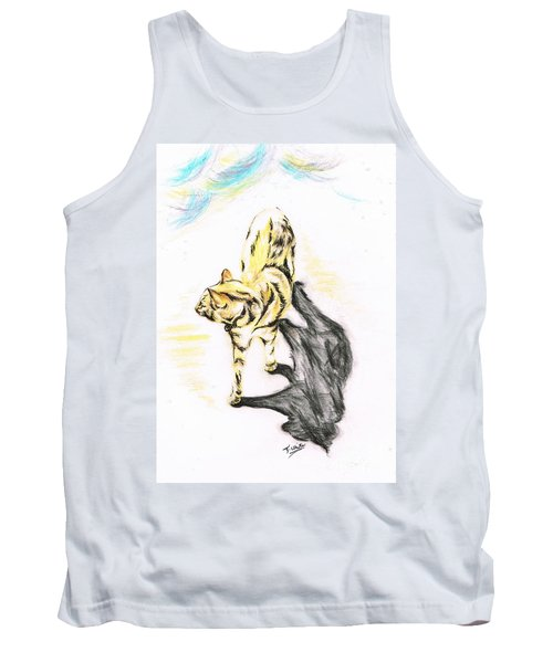 Another Cat Following Tank Top