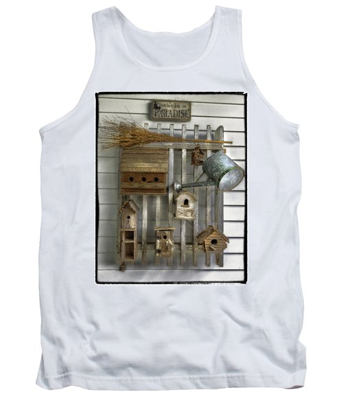 Another Day In Paradise Tank Top