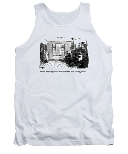 Another Interesting Feature Of This Apartment Tank Top