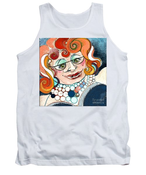 Another Me Tank Top by Carol Jacobs