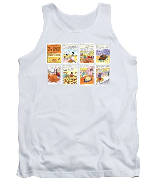 Answers To The Most Frequently Asked Questions Tank Top