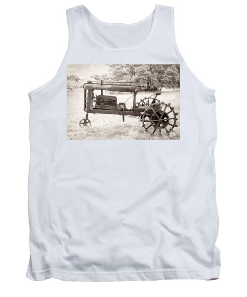 Antique Tractor Tank Top
