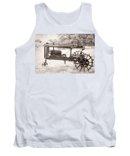 Antique Tractor Tank Top