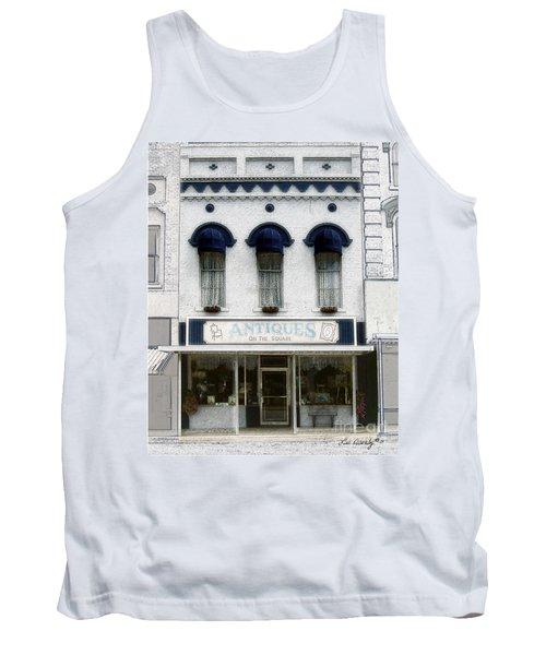 Antiques On The Square Tank Top