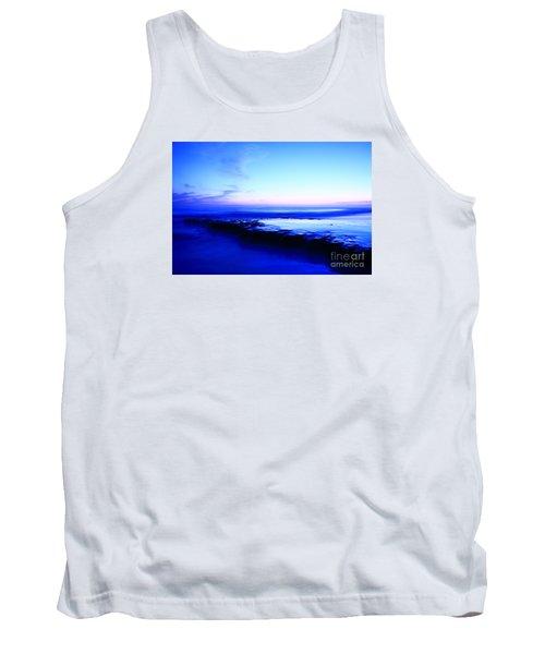 Tank Top featuring the photograph Swamis Aqua Reef  by John F Tsumas