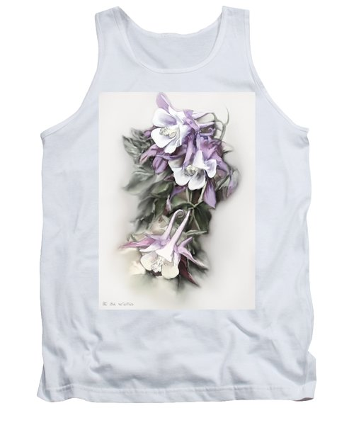 Aqualigia Cascade Tank Top