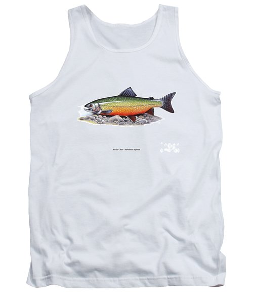 Arctic Char Male Tank Top