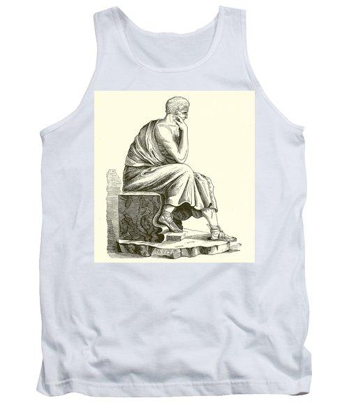 Aristotle Tank Top