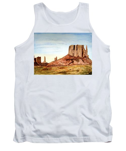 Arizona Monuments 2 Tank Top