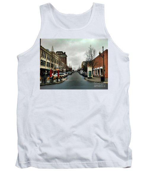 Asheville North Carolina Tank Top