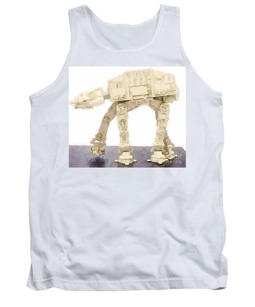 At-at All Terrain Armored Transport Tank Top