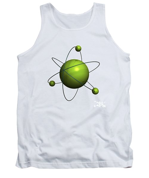 Atom Structure Tank Top