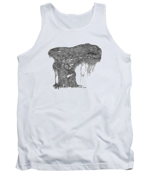 August '12 Tank Top