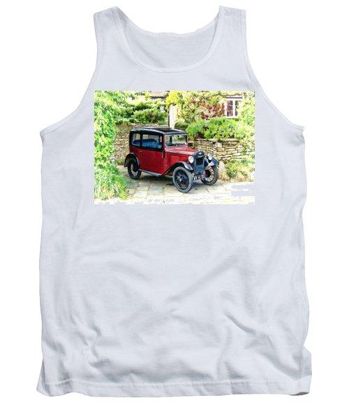 Austin Seven Tank Top
