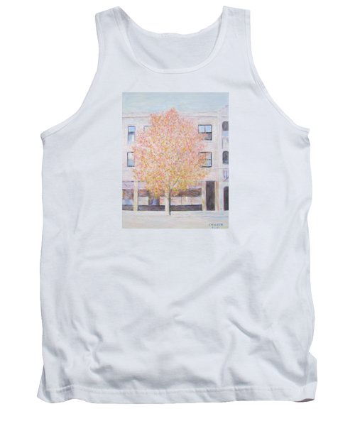 Autumn In Chicago Tank Top