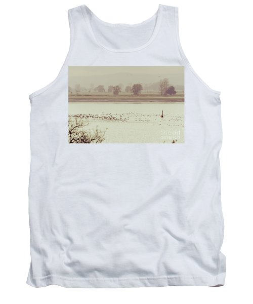 Autumnal Dreamland Iv Tank Top