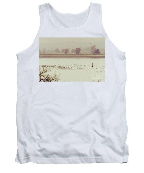 Autumnal Dreamland Iv Tank Top