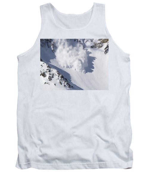 Avalanche IIi Tank Top by Bill Gallagher