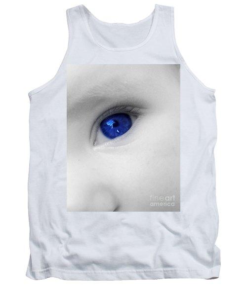Baby Blue Tank Top