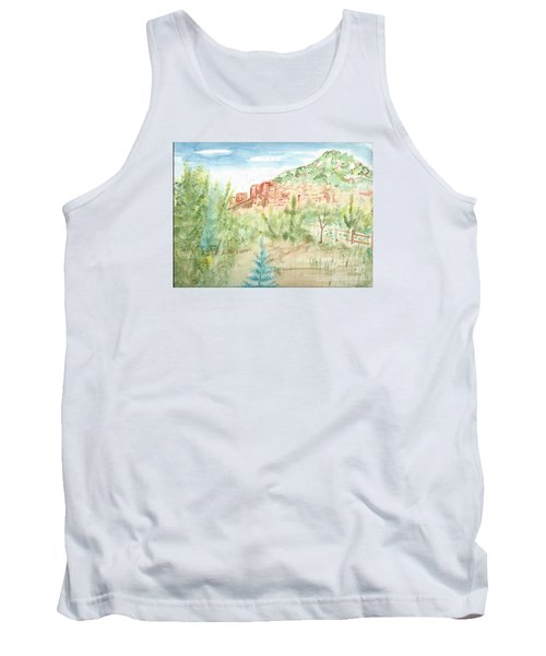 Backyard Sedona Tank Top