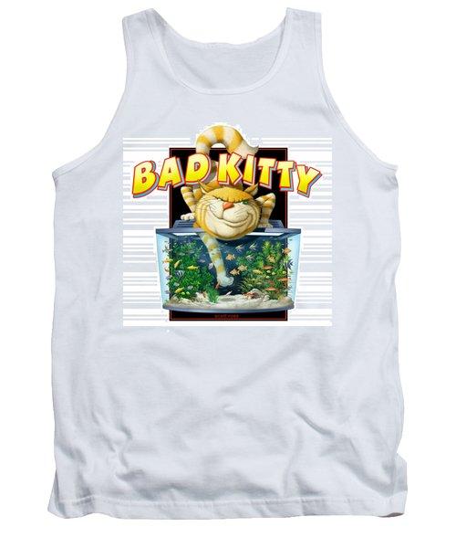 Bad Kitty Tank Top