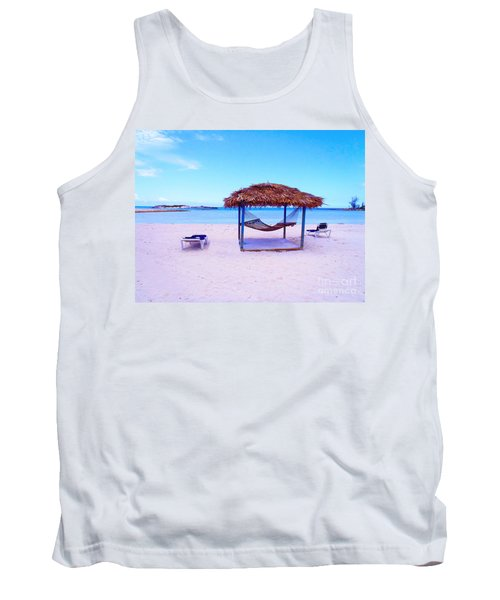 Bahama Hut Tank Top