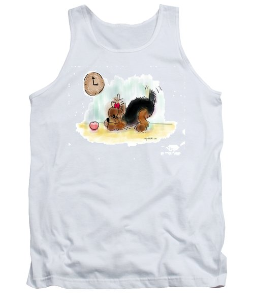 Ball Time Tank Top by Catia Cho