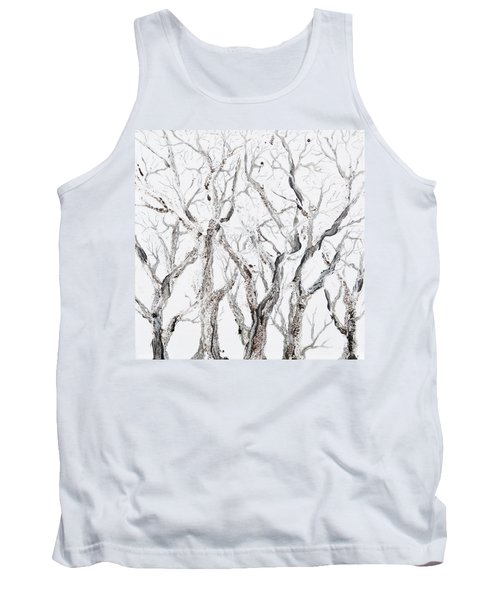 Bare Branches Tank Top